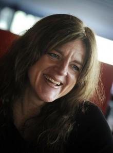 Hilde Frafjord Johnson ved menneskerettighetsforelesningen 31. oktober